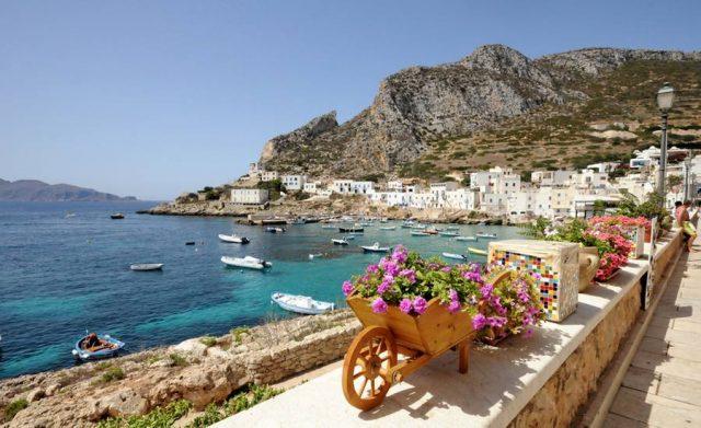 Visite des îles Égades Une autre façon de voir l'Italie